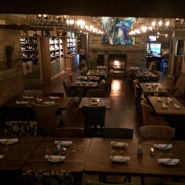 Napa kitchen bar dublin oh opentable for Best private dining rooms dublin