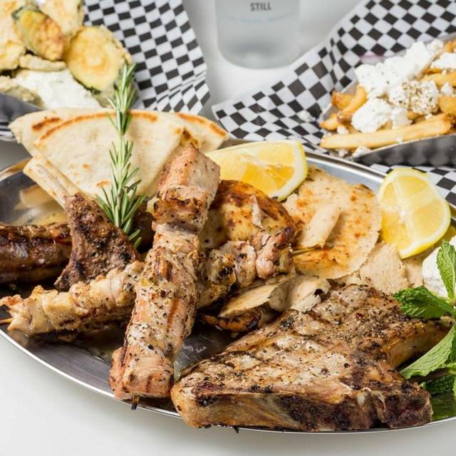 Eat greek midtown miami restaurant fl opentable