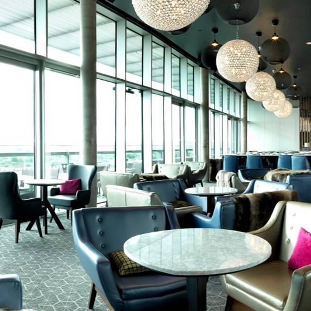 Sky Lounge at Doubletree by Hilton Leeds, Leeds, West Yorkshire