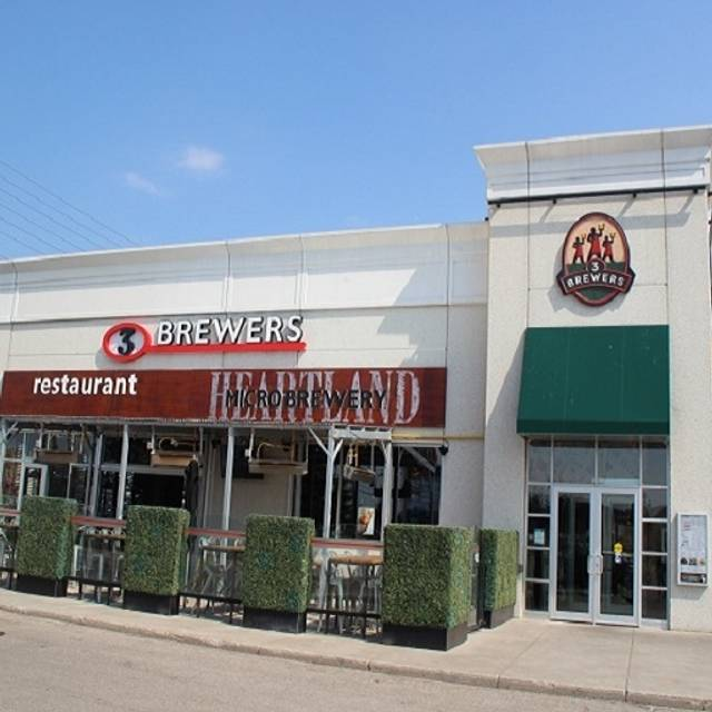 The 3 Brewers - Heartland, Mississauga, ON
