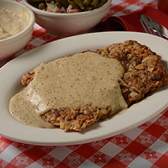 Chicken Fried Steak - Stroud's - Fairway, Fairway, KS