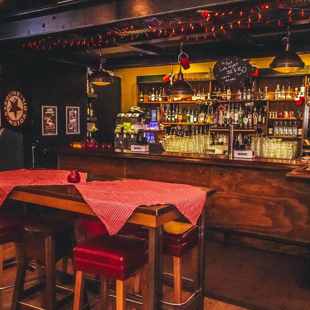 Little Bar Room - The Yale Saloon, Vancouver, BC