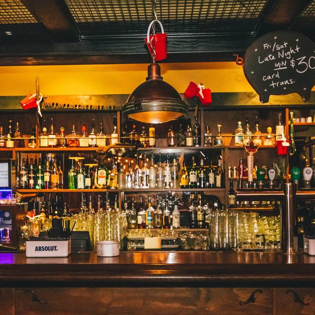 Bar - The Yale Saloon, Vancouver, BC