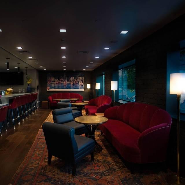 Lounge - Nerano, Beverly Hills, CA