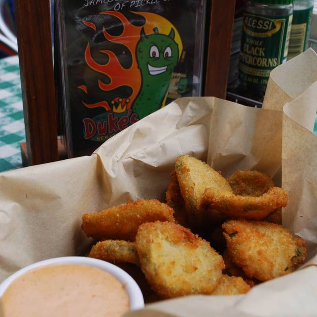 Fried Pickles - Duke's - Upper East Side, New York, NY