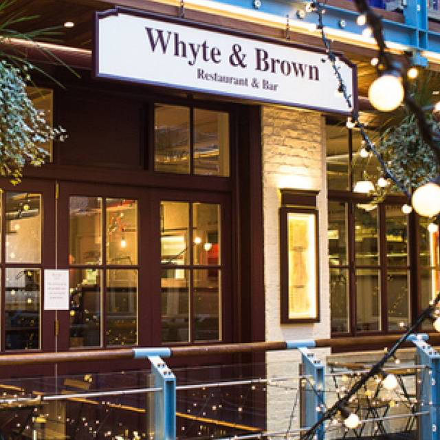 Whyte & Brown, London