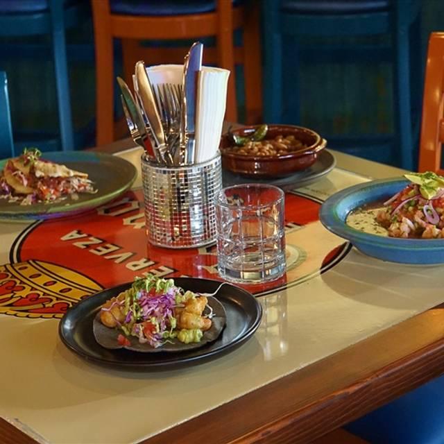 La Carmencita Oracular Kitchen, Los Angeles, CA