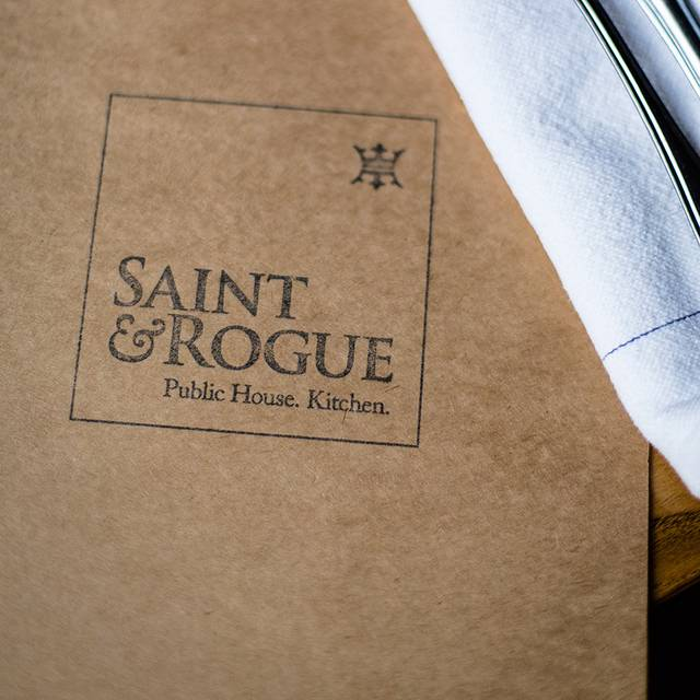 Saint-rouge-hi-res- - Saint and Rogue, Melbourne, AU-VIC