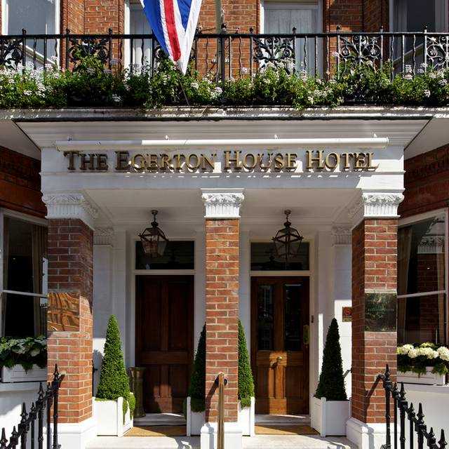 Afternoon Tea at The Egerton House Hotel, London