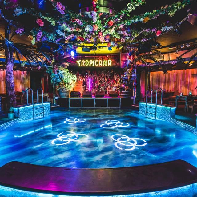 Tropicana Beach Club, London