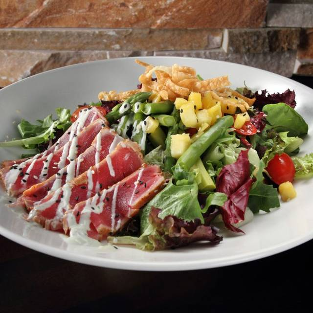 Ahi Tuna Salad - Juniper Grill - Peters Twp, McMurray, PA