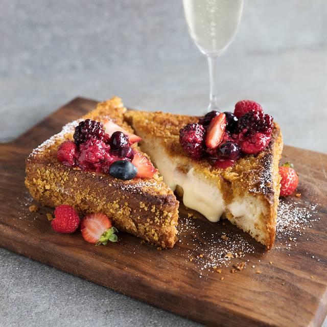 Brunch French Toast - Tanzy Restaurant - Scottsdale Quarter, Scottsdale, AZ