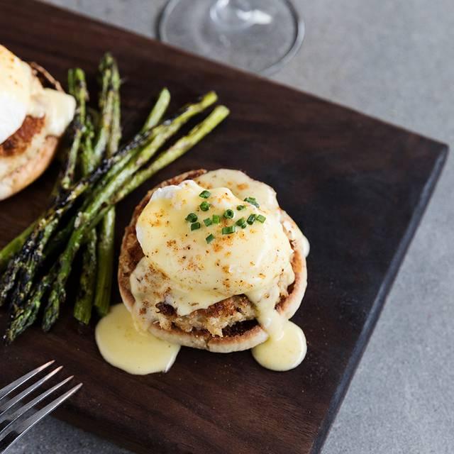 Brunch Eggs Benedict Crab - City Perch Kitchen + Bar – North Bethesda, North Bethesda, MD