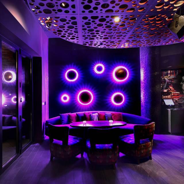 The Dining Room Miami: The Tuck Room-North Miami Restaurant