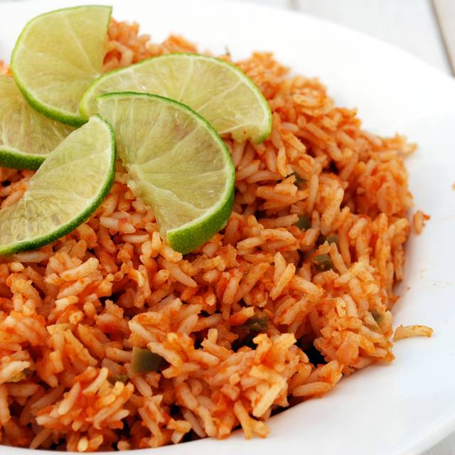 how to make spanish rice with brown rice