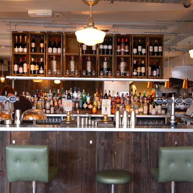 Milkwood Kitchen Bar London