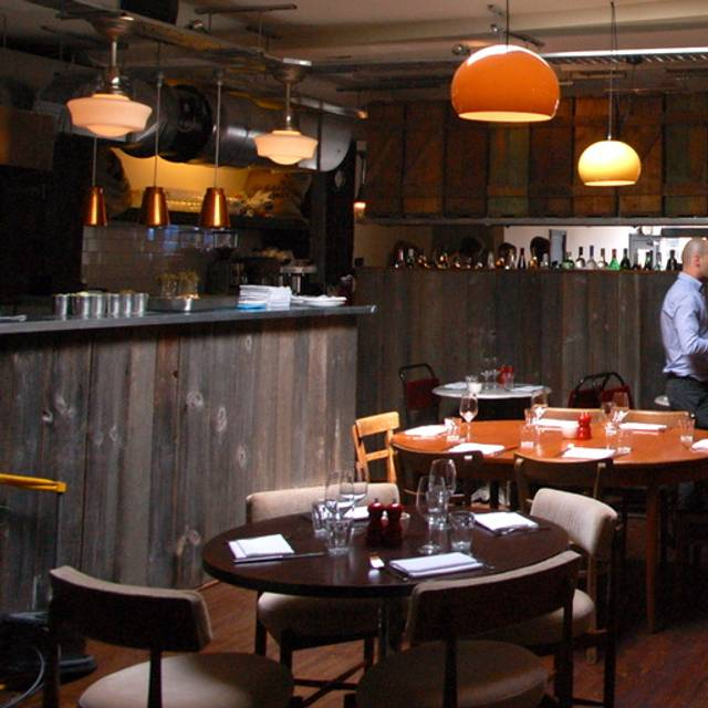 Milkwood Kitchen Bar London