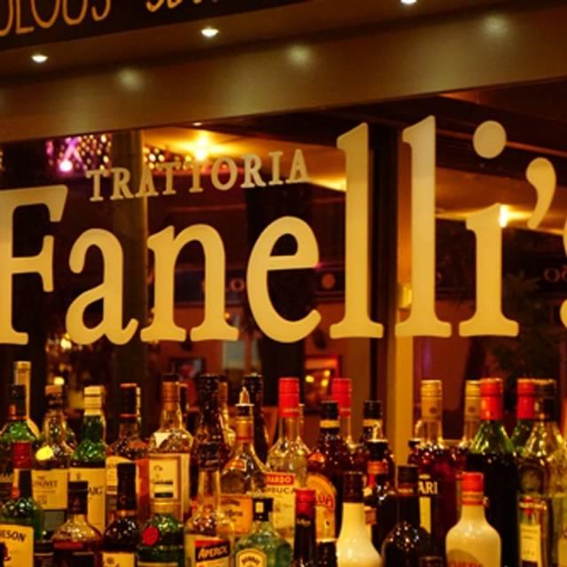 Fanelli's, Glasgow