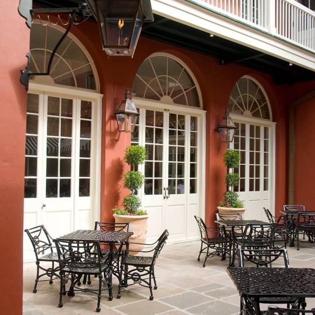 Tableau Courtyard - Tableau, New Orleans, LA