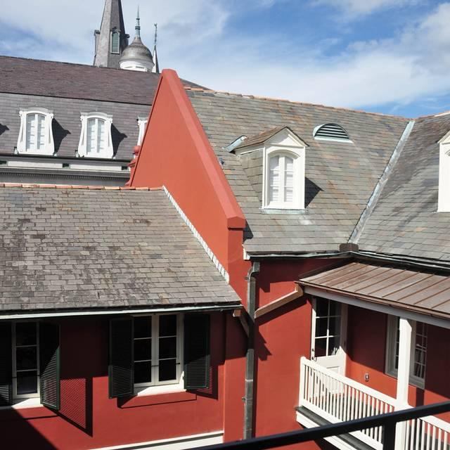 Tableau Balcony View - Tableau, New Orleans, LA