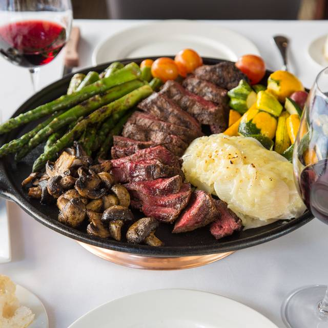 Chateaubriand - Dickie Brennan's Steakhouse, New Orleans, LA