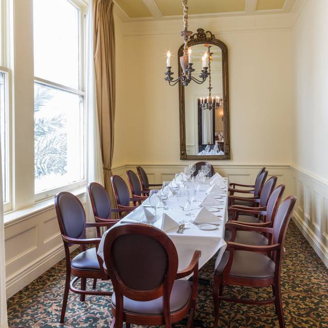 Small Private Dining - Palace Café, New Orleans, LA