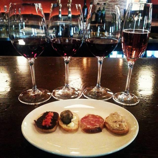 Con - ConVino Wine Bar, Northampton, MA