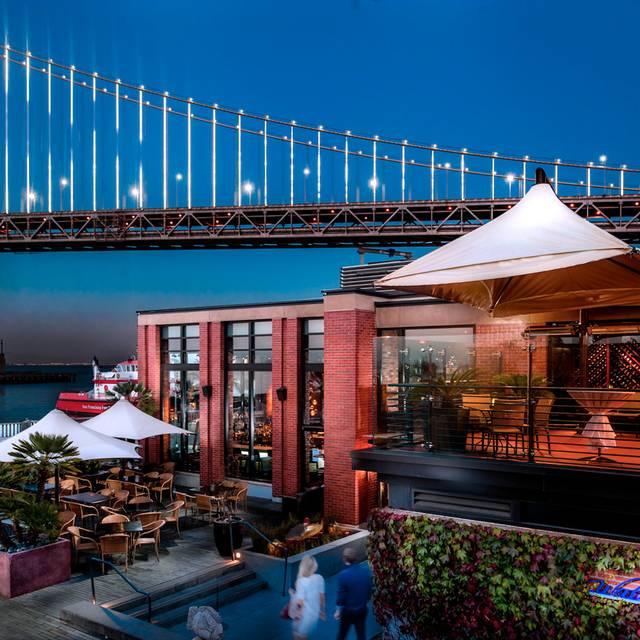 Waterbar Restaurant San Francisco Ca Opentable