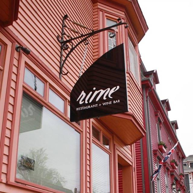 Rime Restaurant, Lunenburg, NS