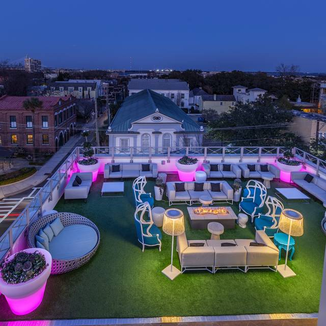 Eleve Restaurant & Rooftop - Charleston, SC
