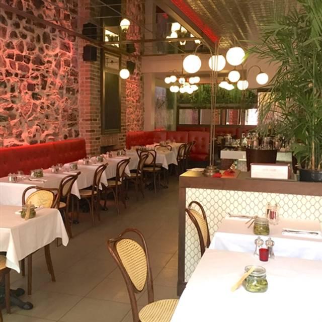 Brasserie Française Chez Jules, Québec, QC