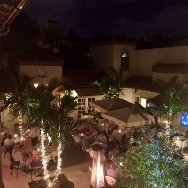 Cafe Flora - Cafe Flora, Steak-Italian, Palm Beach, FL