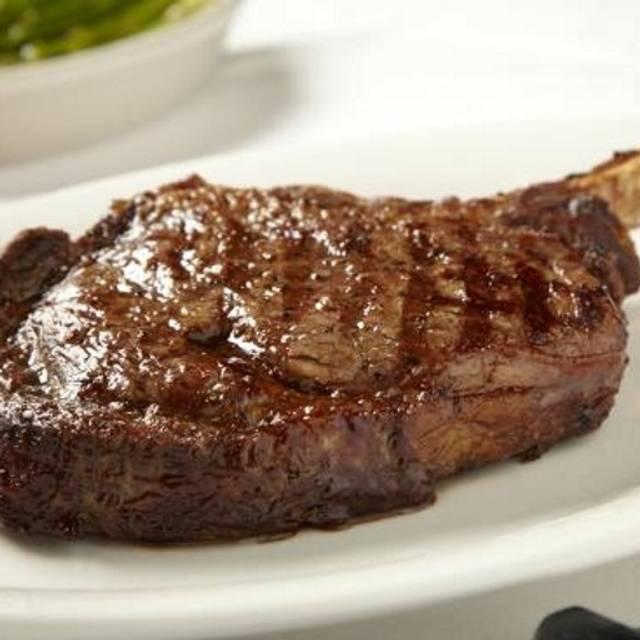 Veal Chop - Cafe Flora, Steak-Italian, Palm Beach, FL