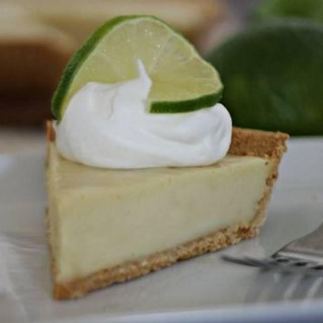 Key Lime Pie - Cafe Flora, Steak-Italian, Palm Beach, FL