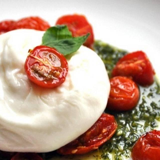 Burrata - Cafe Flora, Steak-Italian, Palm Beach, FL
