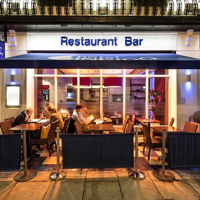 The London Street Brasserie, London