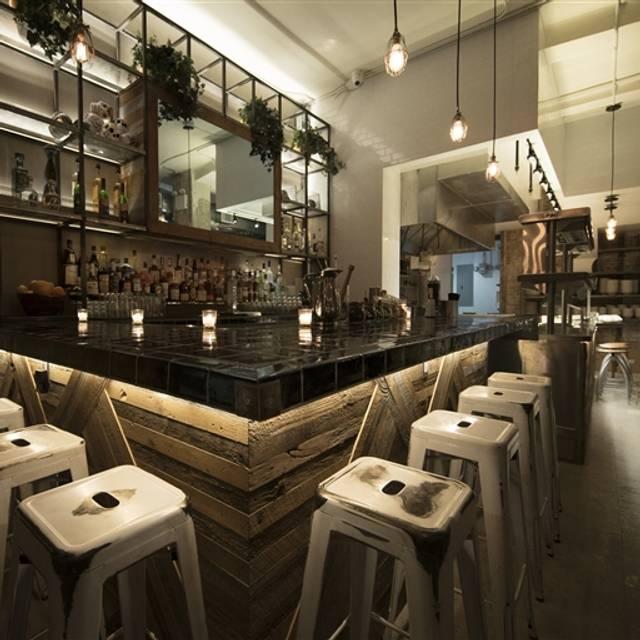 Oso Restaurant - New York, NY | OpenTable
