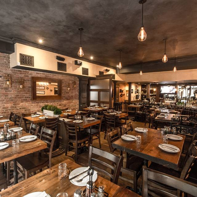 942 Best Italian Restaurants In Greenwich Village Opentable