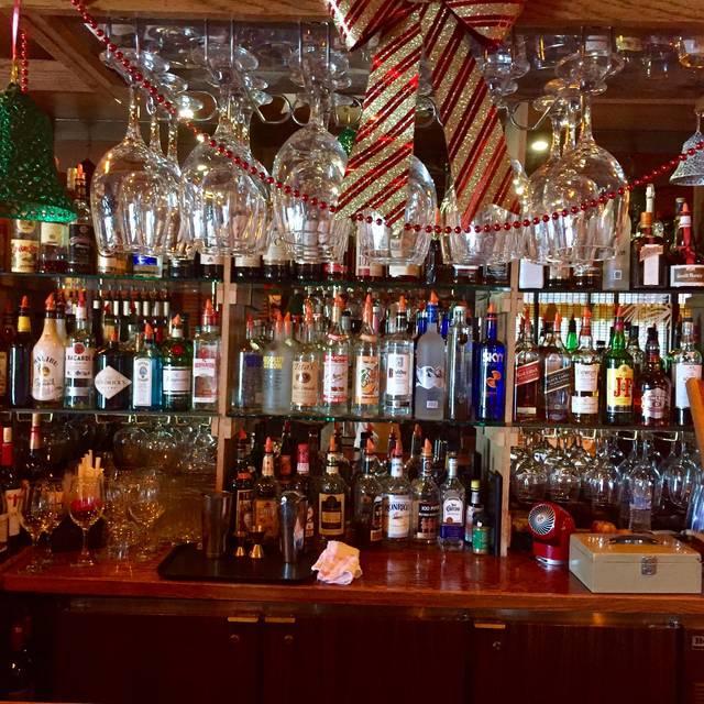 Bar - Arrivederci Ristorante, Scottsdale, AZ