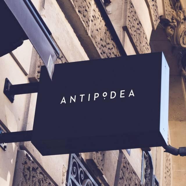 Antipodea Kew, London