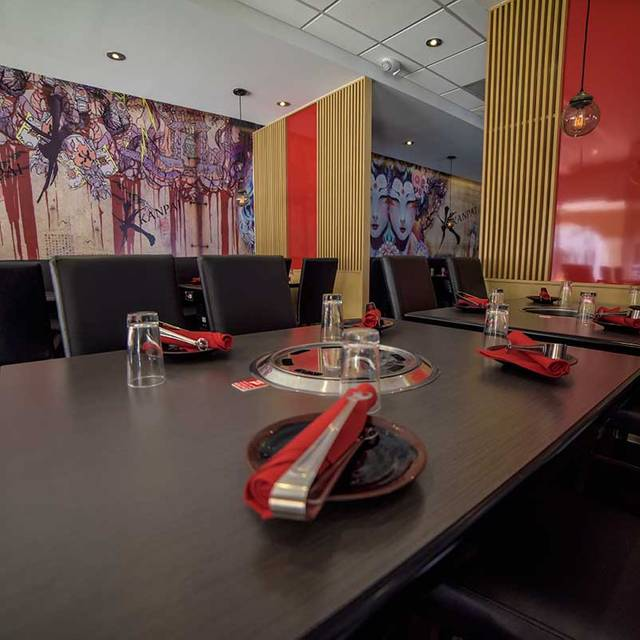 Kanpai restaurant boca raton fl opentable for Fish restaurants in boca raton