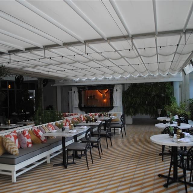 Bird & Bone - The Confidante Restaurant - Miami Beach, FL | OpenTable