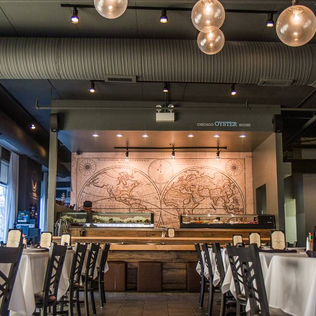 Chicago oyster house restaurant chicago il opentable for 0pen table chicago
