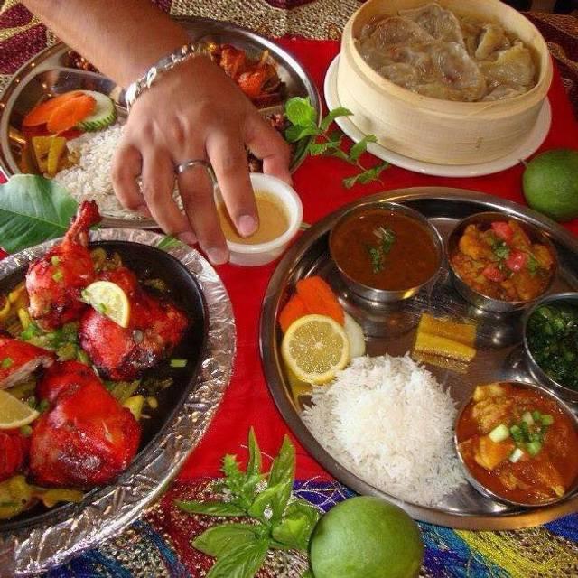Yak The Kathmandu Kitchen Menu