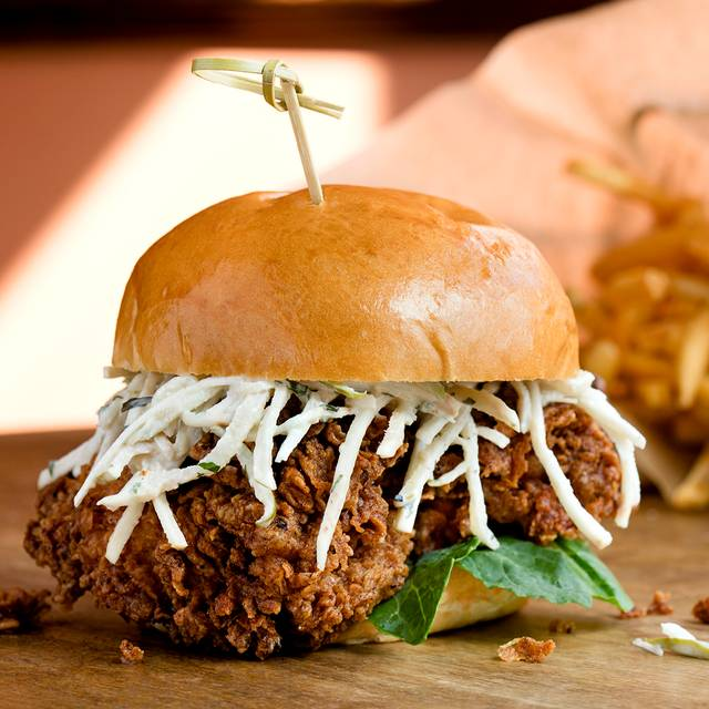 Best Fried Chicken Sandwich - Firefly - DC, Washington, DC