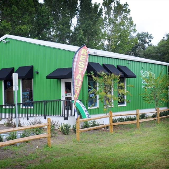 The Greenhouse Bistro & Venue, Homosassa, FL