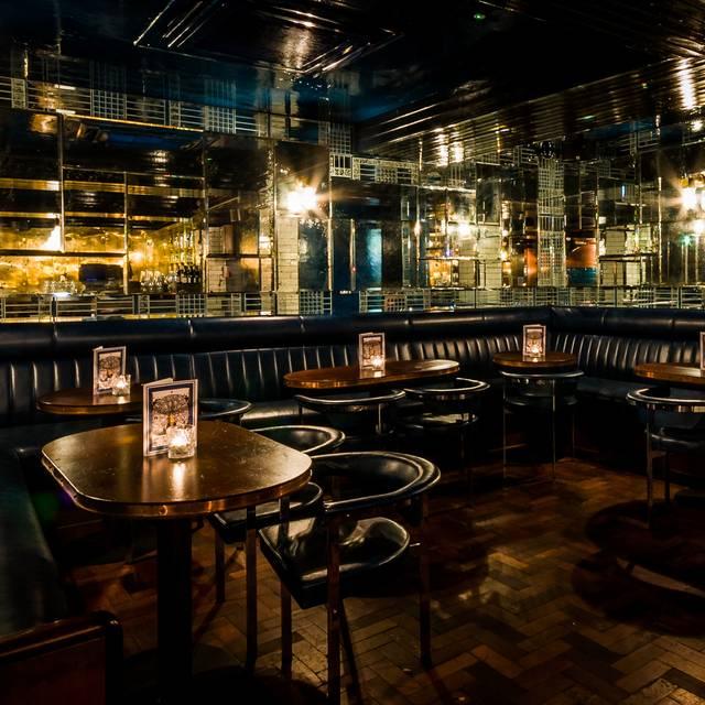 Spitalfields Bar - Hawksmoor Spitalfields Bar, London