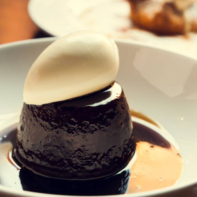 Sticky Toffee Pudding - Hawksmoor Spitalfields, London