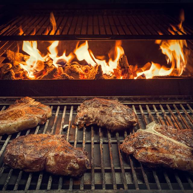 Steaks on Josper - Hawksmoor Seven Dials, London