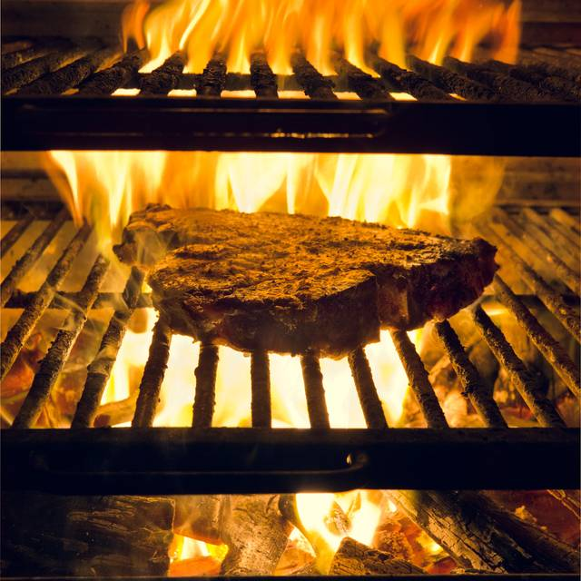Porterhouse on Grill - Hawksmoor Seven Dials, London